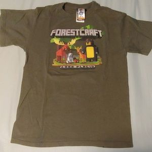duck co Shirts & Tops - 3/$10 Boys Forestcraft Lake Placid T-Shirt - Large